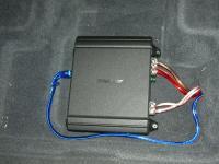 Установка усилителя Alpine MRV-M250 в Ford S-MAX
