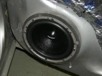 Установка акустики Eton WPRO-170 в Hyundai Santa Fe