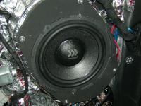 Установка акустики Morel Virtus 602 в JEEP Grand Cherokee (WK2)