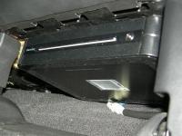 Установка усилителя Alpine PDX-V9 в JEEP Grand Cherokee (WK2)