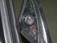 Установка акустики Morel Virtus 603 в BMW 5 (E60)