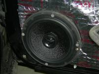 Установка акустики Morel Maximo Coax 6 в Chevrolet Lacetti