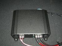 Установка усилителя Alpine MRV-M250 в KIA Rio III