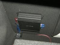 Установка усилителя Alpine MRV-M250 в KIA Ceed