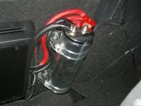 Установка Stinger SPC012 в Nissan Qashqai