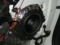 Установка акустики Morel Maximo 6 в Citroen DS5