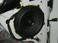 Установка акустики Morel Maximo Coax 6 в Citroen DS5