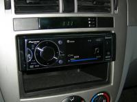 Фотография установки магнитолы Pioneer DVH-850AVBT в Chevrolet Lacetti