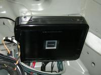 Установка усилителя Alpine PDX-V9 в Jaguar XF