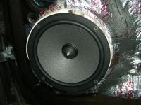 Установка акустики Focal Integration ISS 165 в Volkswagen Jetta VI
