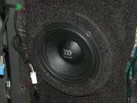 Установка акустики Morel Virtus 602 в Land Rover Freelander 2