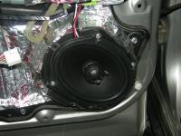 Установка акустики Morel Tempo Coax 5x7 в Mazda CX-7