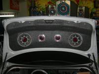 Установка акустики MTX RTX2BT в BMW 3 (E46)