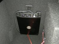 Установка усилителя DLS XM10 в Opel Astra J GTC