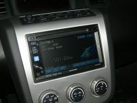 Фотография установки магнитолы Alpine IVE-W530BT в Nissan Murano