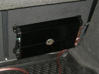 Установка усилителя DLS XM10 в Opel Astra H