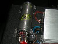 Установка Sound Quest CAP2M в Skoda Octavia (A5)