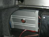 Установка усилителя DLS MA12 в Toyota Camry V40