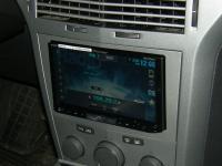 Фотография установки магнитолы Pioneer AVH-X8500BT в Opel Astra H
