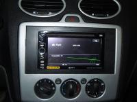 Фотография установки магнитолы Sony XAV-E60 в Ford Focus 2