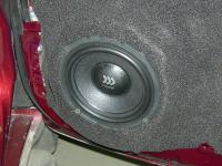 Установка акустики Morel Virtus 603 в Toyota Land Cruiser 200