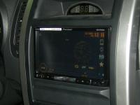 Фотография установки магнитолы Pioneer AVH-X8500BT в Nissan X-Trail (T31)