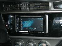Фотография установки магнитолы Pioneer AVH-X2600BT в Toyota Corolla XI