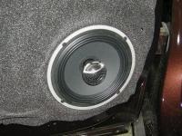 Установка акустики Audison AV X6.5 в Opel Insignia