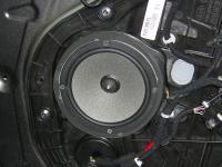 Установка акустики Focal Integration ISS 165 в KIA Cerato III (YD)