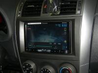 Фотография установки магнитолы Pioneer AVH-X8500BT в Toyota Corolla X
