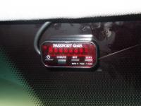 Установка антирадара Escort Passport Qi45 Euro в Mercedes B class