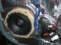 Установка акустики Morel Virtus 602 в SsangYong Kyron