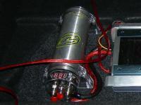 Установка Sound Quest CAP2M в Volvo XC90