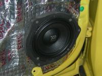 Установка акустики Morel Virtus 602 в Opel Astra J GTC