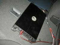 Установка усилителя DLS XM10 в Chevrolet Cruze