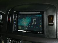 Фотография установки магнитолы Pioneer AVH-X1600DVD в Hyundai NF Sonata