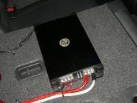 Установка усилителя DLS XM10 в Mazda 6 (II)
