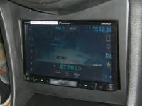 Фотография установки магнитолы Pioneer AVH-X8500BT в Honda Accord