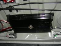 Установка усилителя DLS XM10 в Honda Civic 4D