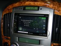 Фотография установки магнитолы Pioneer AVH-X2600BT в Hyundai Grand Starex