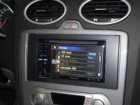 Фотография установки магнитолы Pioneer AVH-P3200BT в Ford Focus 2