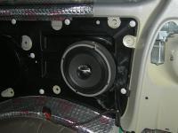 Установка акустики Audison AV X6.5 в Volkswagen Multivan T5