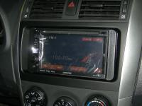 Фотография установки магнитолы Alpine IVE-W530BT в Toyota Corolla X