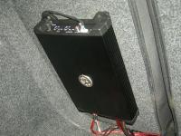 Установка усилителя DLS XM10 в Volkswagen Polo V