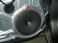 Установка акустики Hertz EV 165L.5 в KIA Ceed