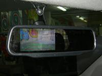 Установка AVIS AVS0401BM в Mitsubishi L200