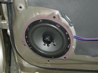 Установка акустики DLS 426 в Suzuki Grand Vitara