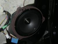 Установка акустики Alpine SPR-60C в Mitsubishi Outlander III