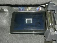 Установка усилителя Alpine PDX-V9 в Mitsubishi Outlander III
