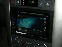 Фотография установки магнитолы Pioneer AVH-X2600BT в Chevrolet Captiva